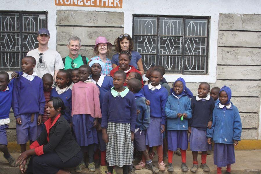 Besuch der Primary School